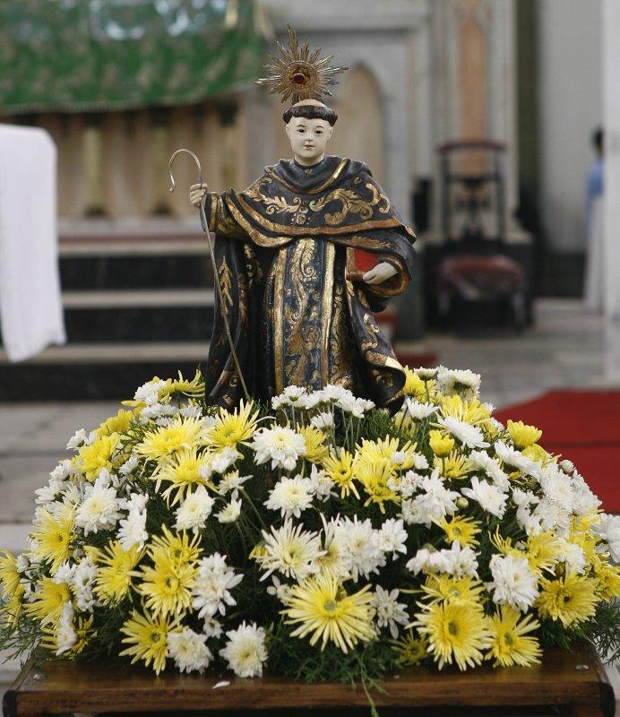 Fi�is celebram Festa de S�o Gon�alo na Bas�lica Santu�rio do Senhor do Bonfim