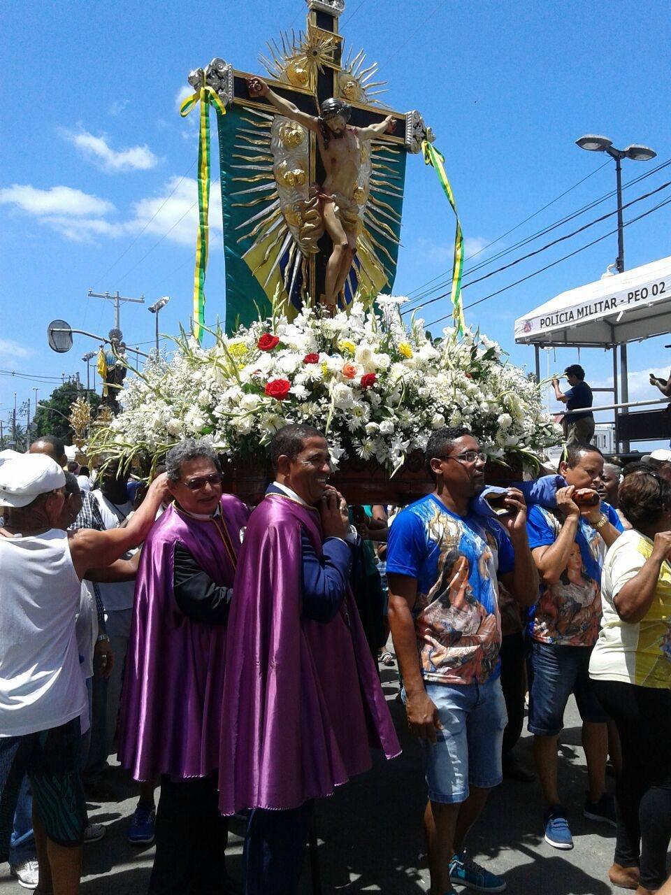 Senhor do Bonfim e Devoção na Festa de Nossa Senhora da Conceição