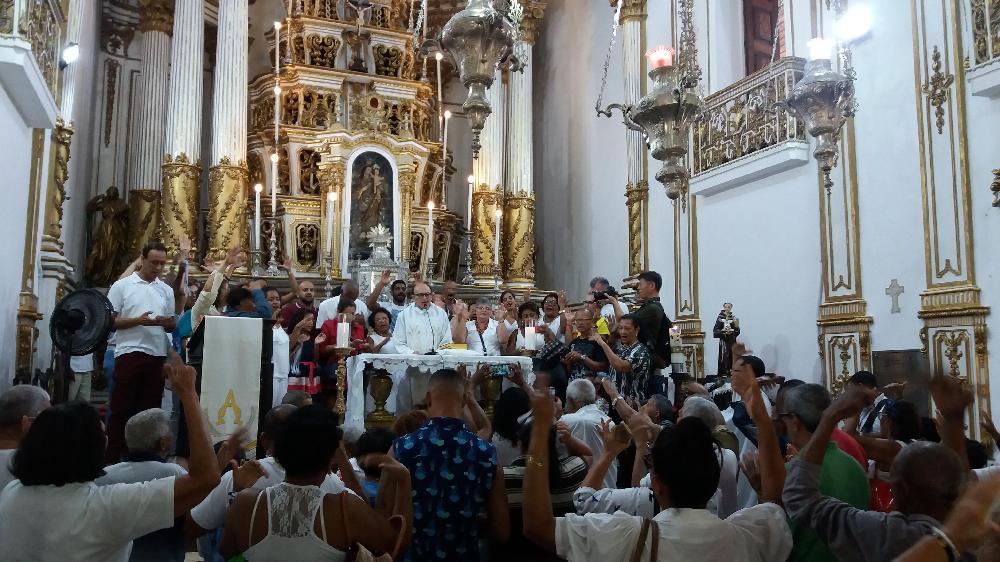 Missa de 9h - 07/06/2019
