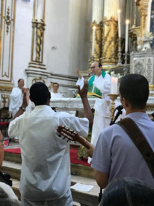 Missa de 8h - 30/08/2019