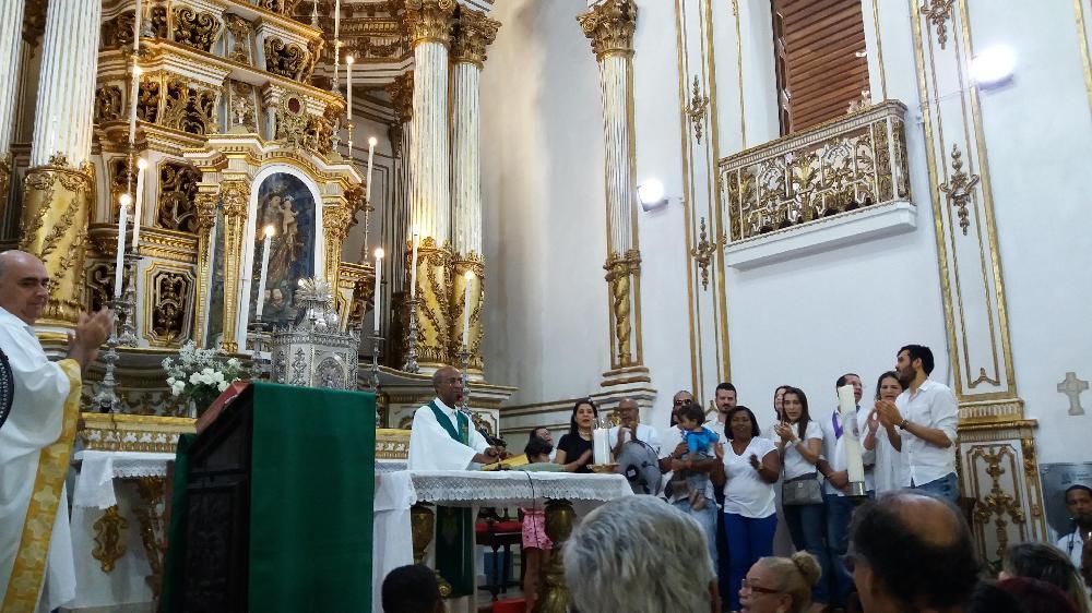 Missa de 11h - 30/08/2019