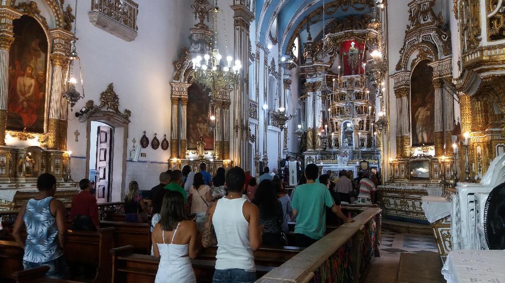 Missa de 8h - 31/07/2019