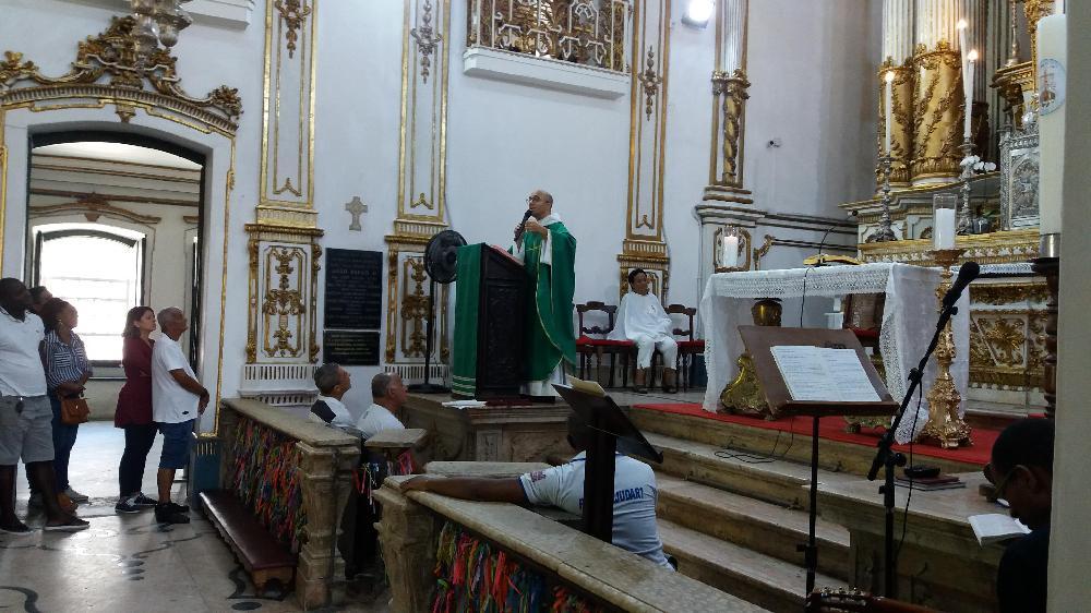Missa de 9h - 19/07/2019