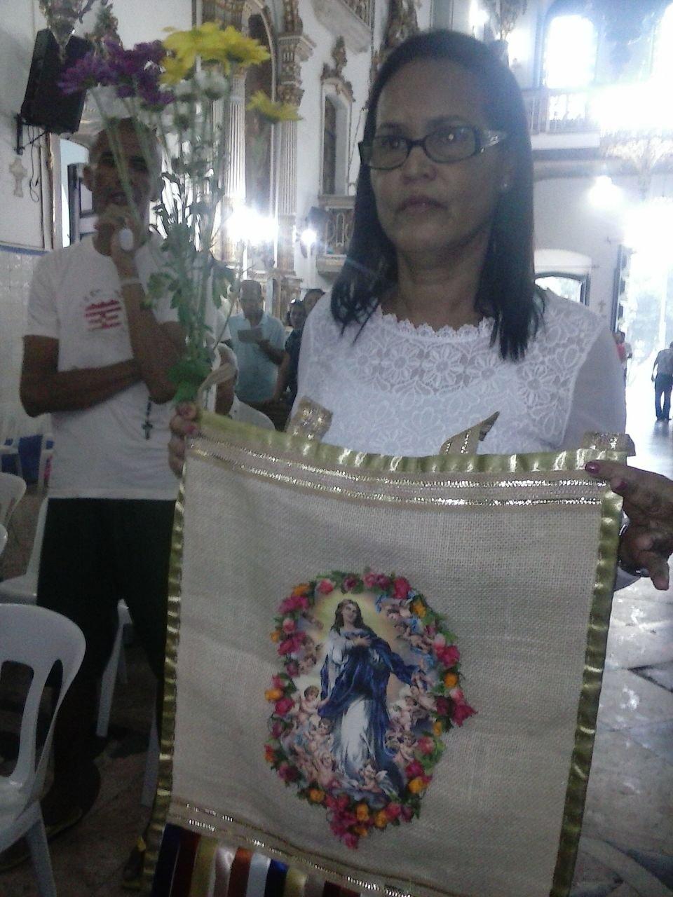 Missa do Dia das Mães 2015