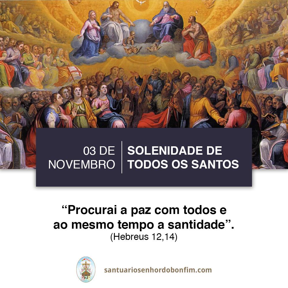 Solenidade de Todos os Santos 2019
