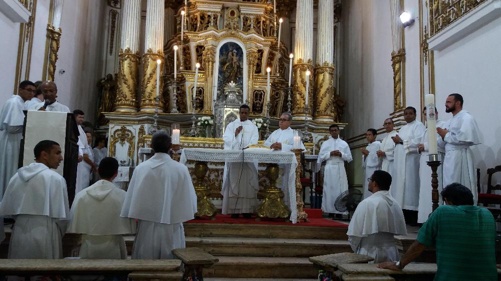 Missa de 9h - 26/07/2019