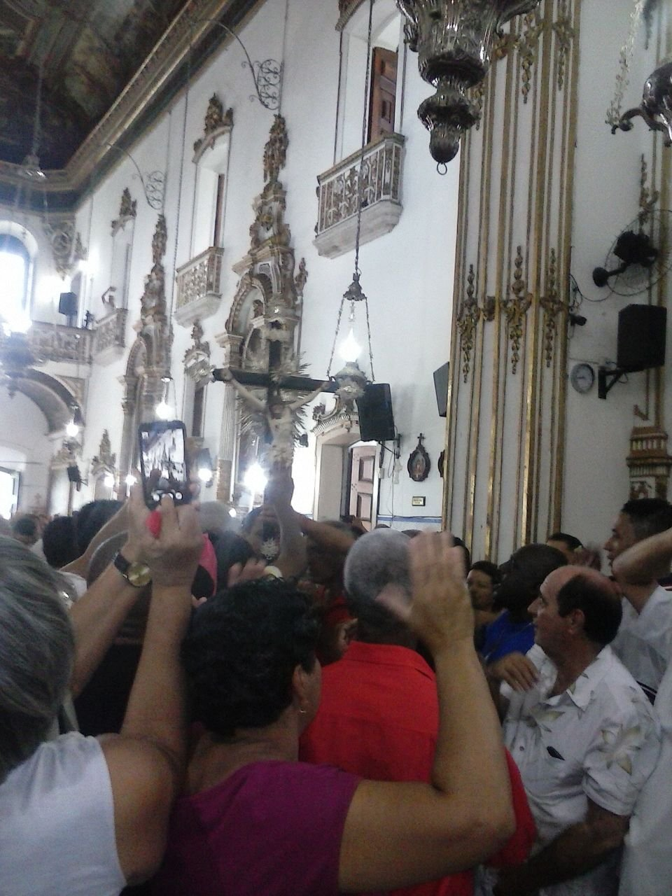 Missa do dia 24/05/2015