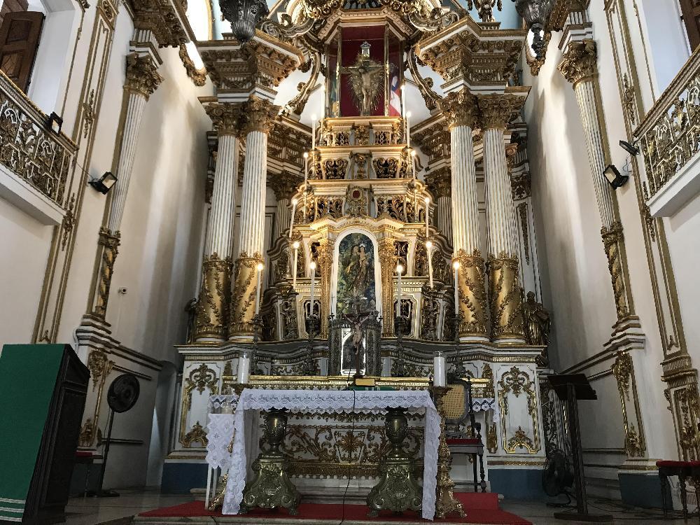 Basílica Santuário do Senhor do Bonfim - Julho/2020