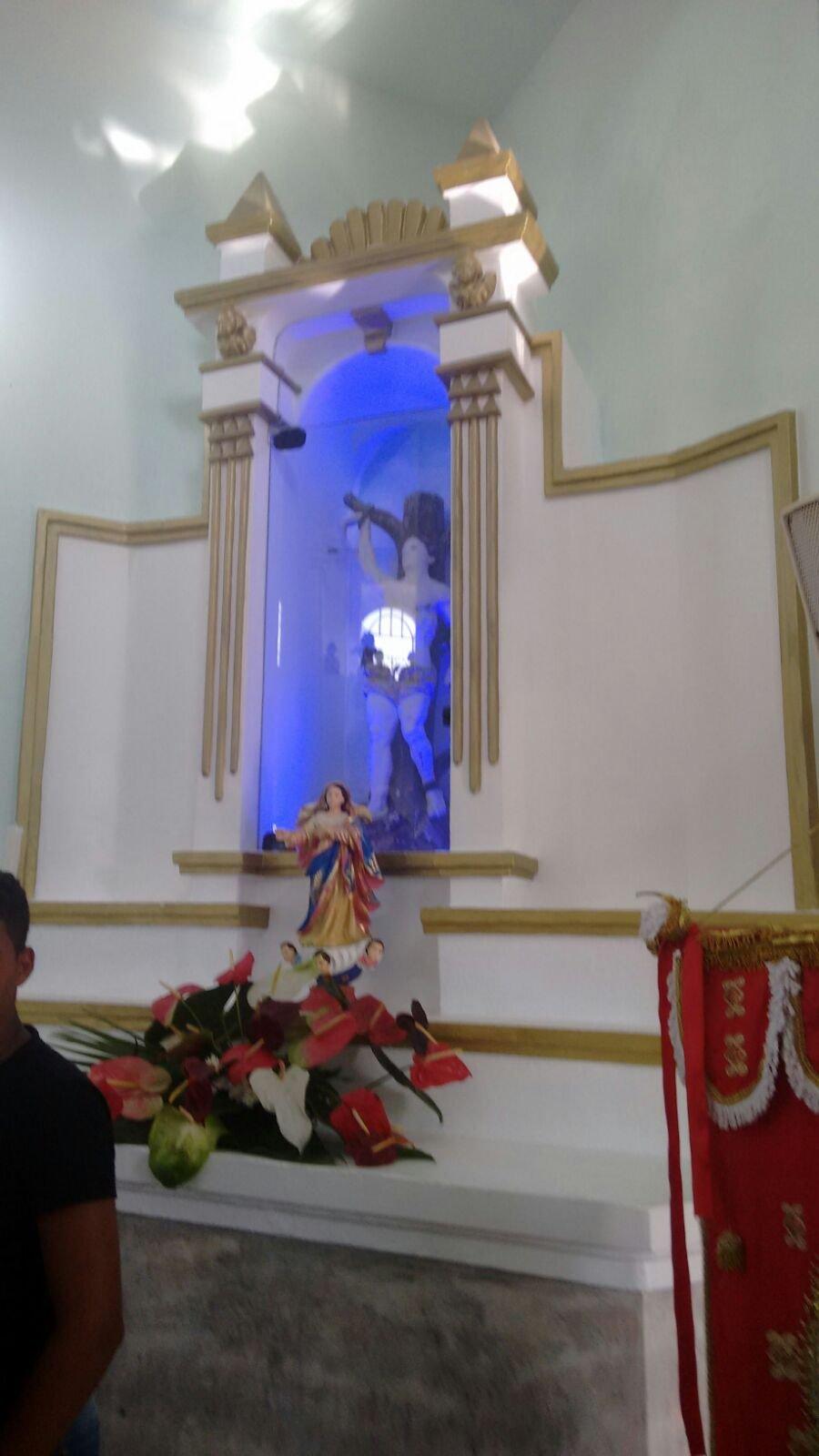 Visita da imagem peregrina de Senhor do Bonfim a Ituberá