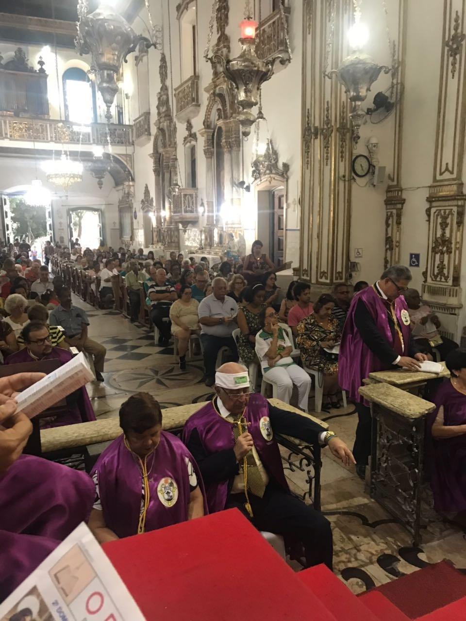 Missa da Devoção do Senhor do Bonfim - 07/04/2018
