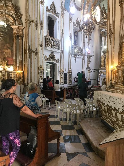 Missa de 8h - 19/09/2019