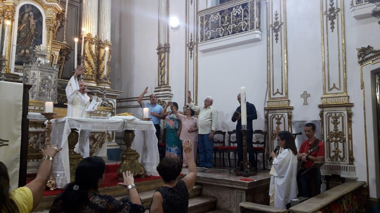 Missa de 17h - 29/07/2019