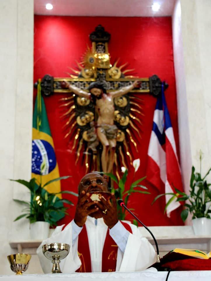 Missa - Aniversário do Padre Edson