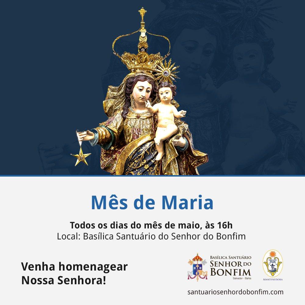 Mês de Maria 2019