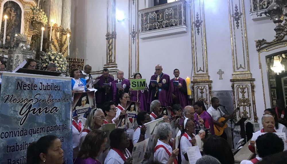 5ª noite da Festa de Nossa Senhora da Guia 2019
