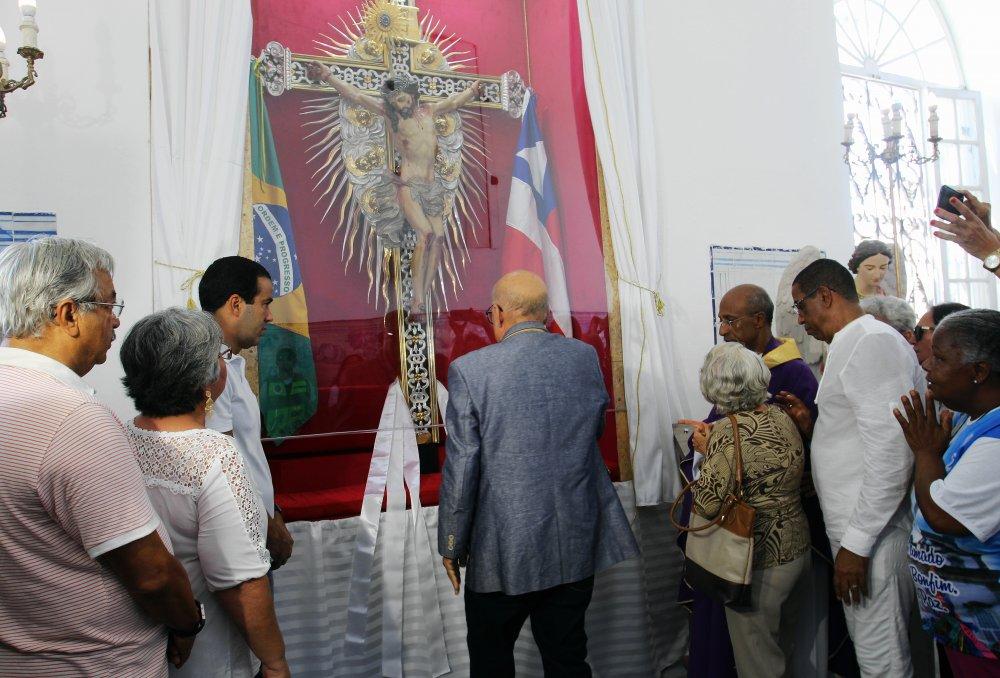 Jornada de Veneração a Santa Cruz do Senhor do Bonfim