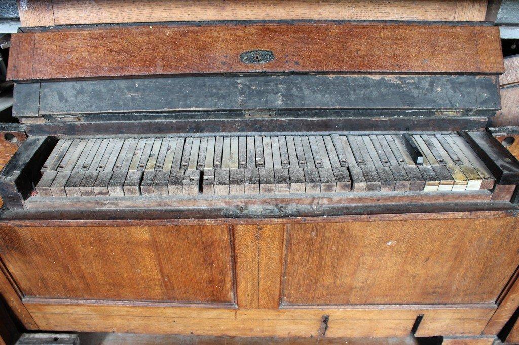Fotos do Órgão da Basílica do Bonfim