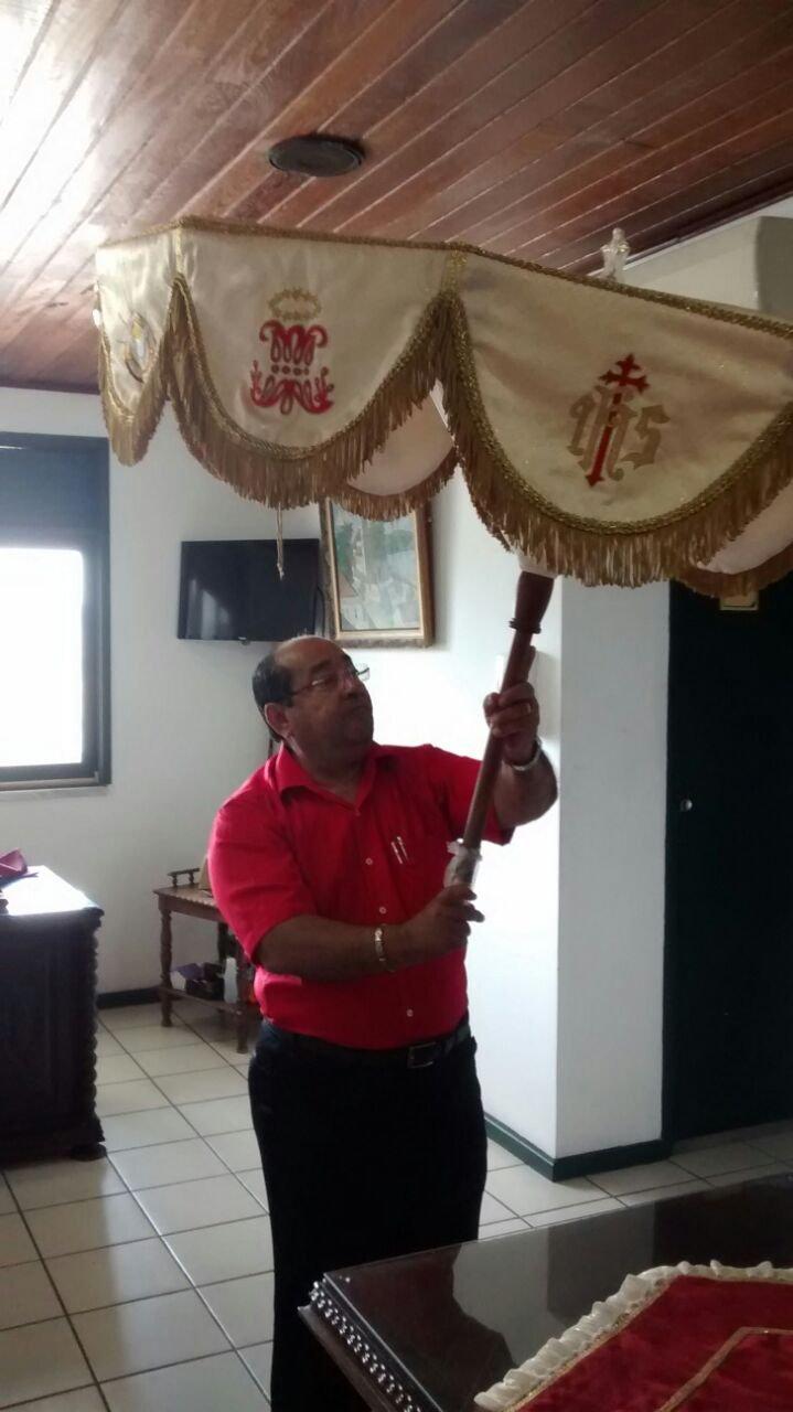 Nova umbrella da Basílica