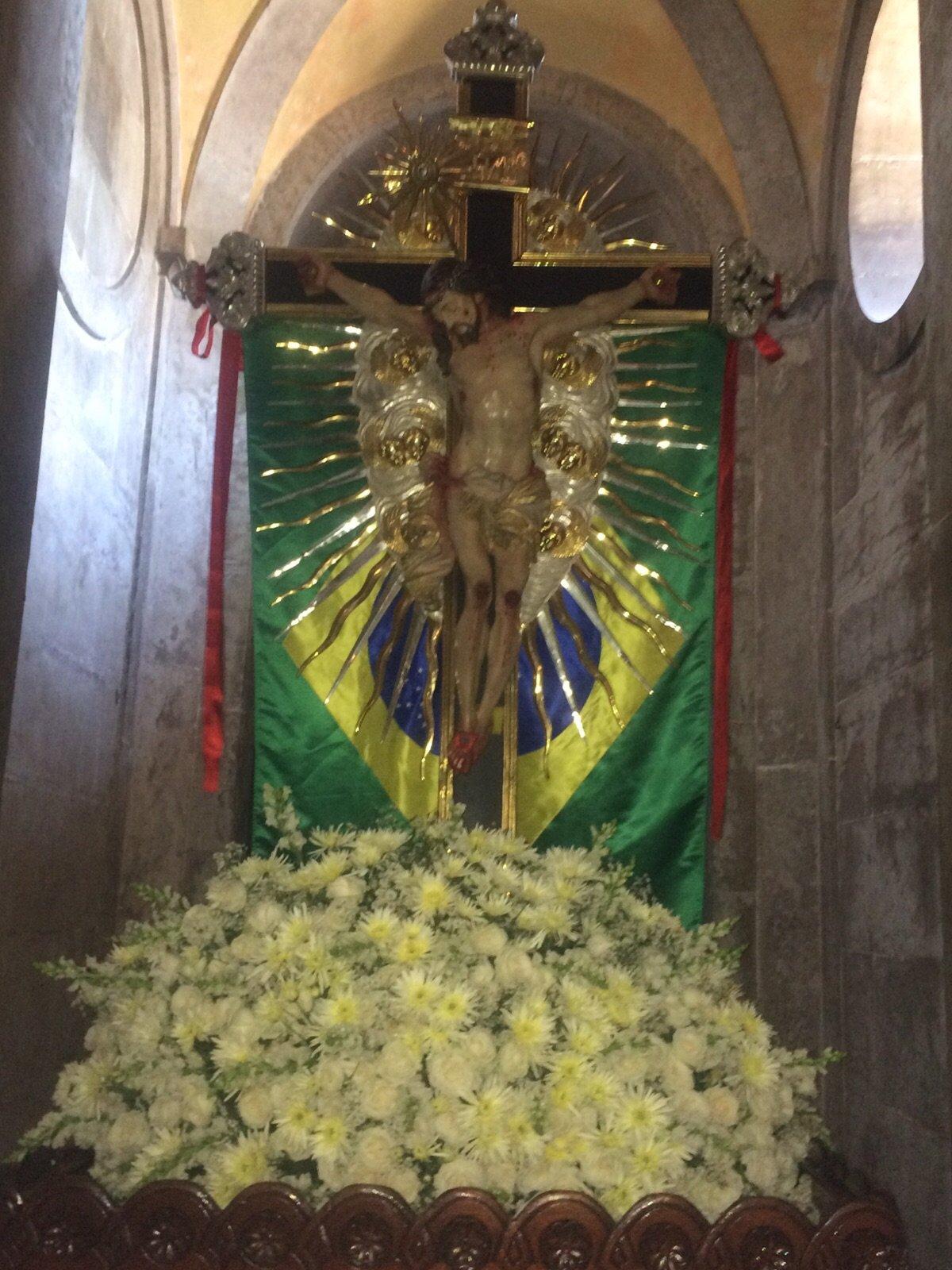 Devoção no Novenário de Nossa Senhora da Conceição