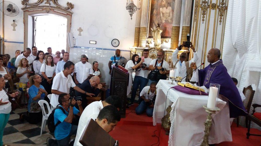 Missa em ação de graças pelos 470 anos de Salvador