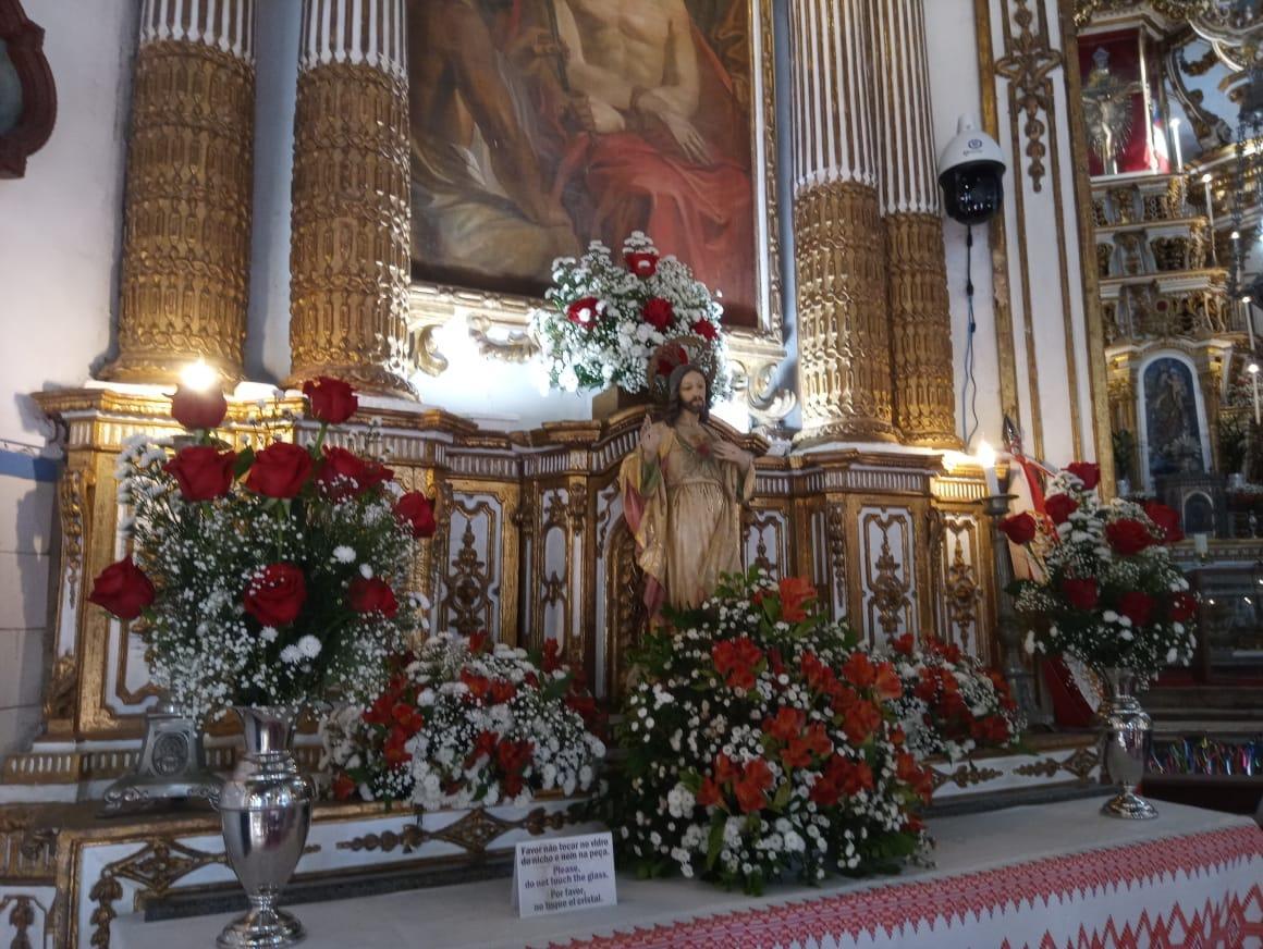 Missa da Festa do Sagrado Coração de Jesus