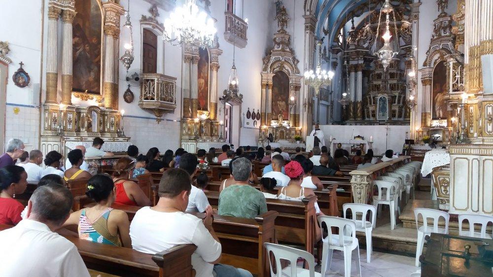 Missa de 10h30 - 29/04/2019