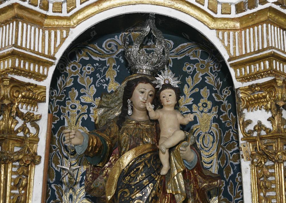 Mês de Maria na Basílica do Bonfim