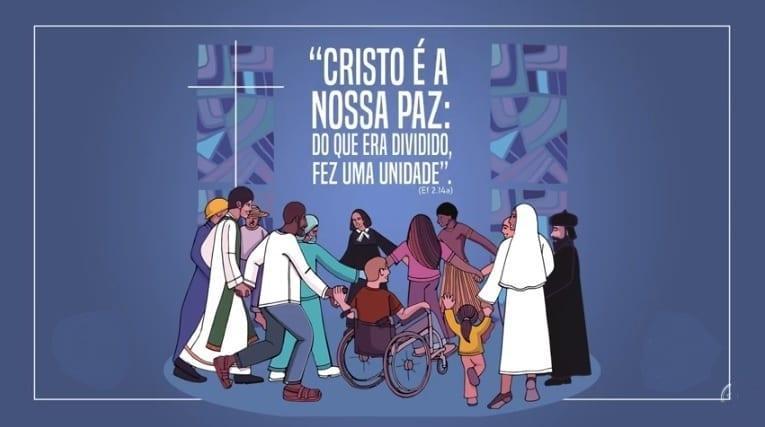 Oração da Campanha da Fraternidade Ecumênica - 2021