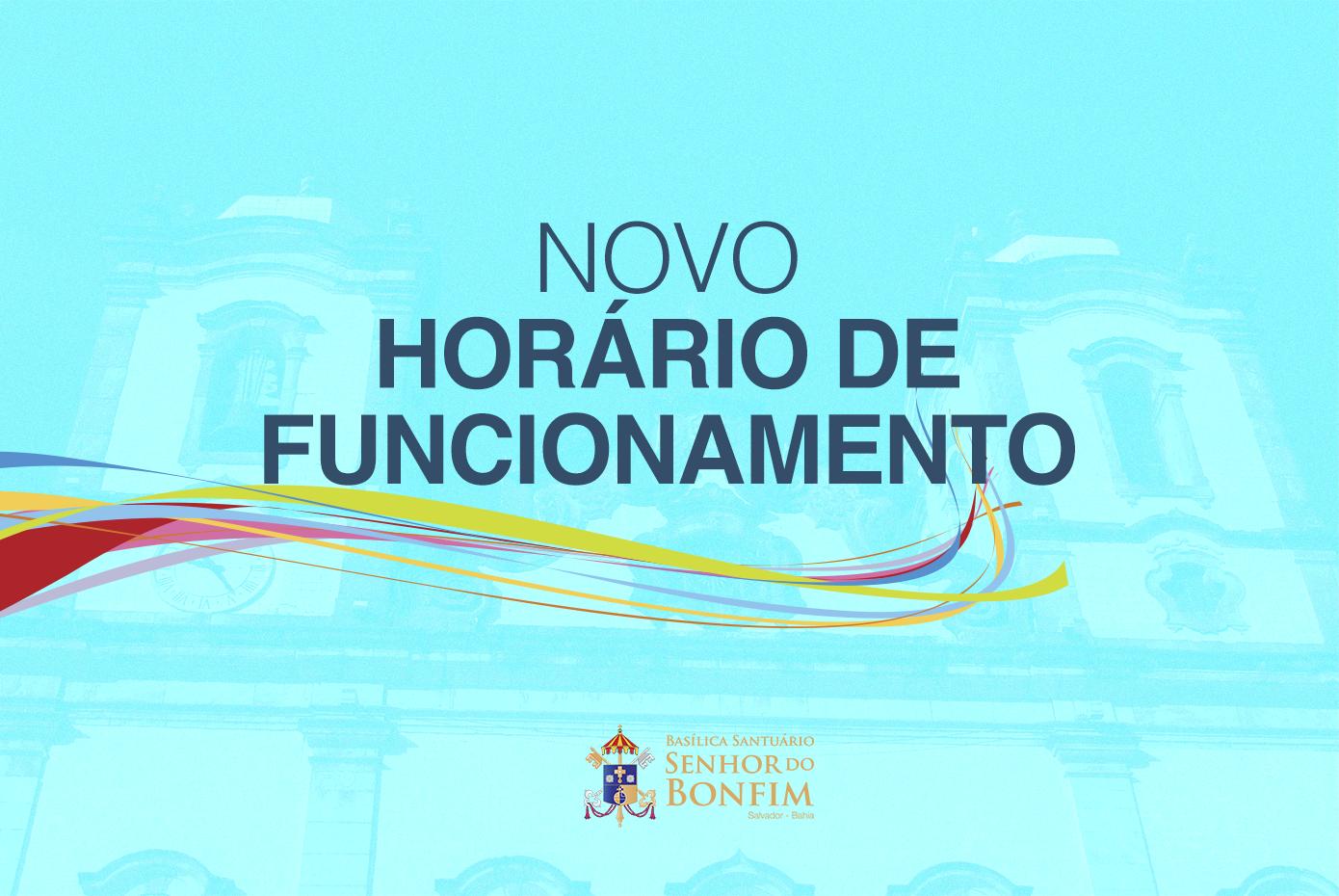 Basílica do Bonfim passa a funcionar em novo horário após decreto publicado pela Prefeitura
