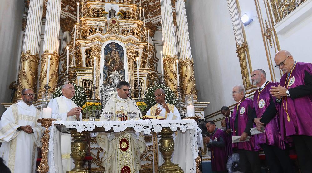 Missa Solene encerra comemorações em honra a São Gonçalo do Amarante