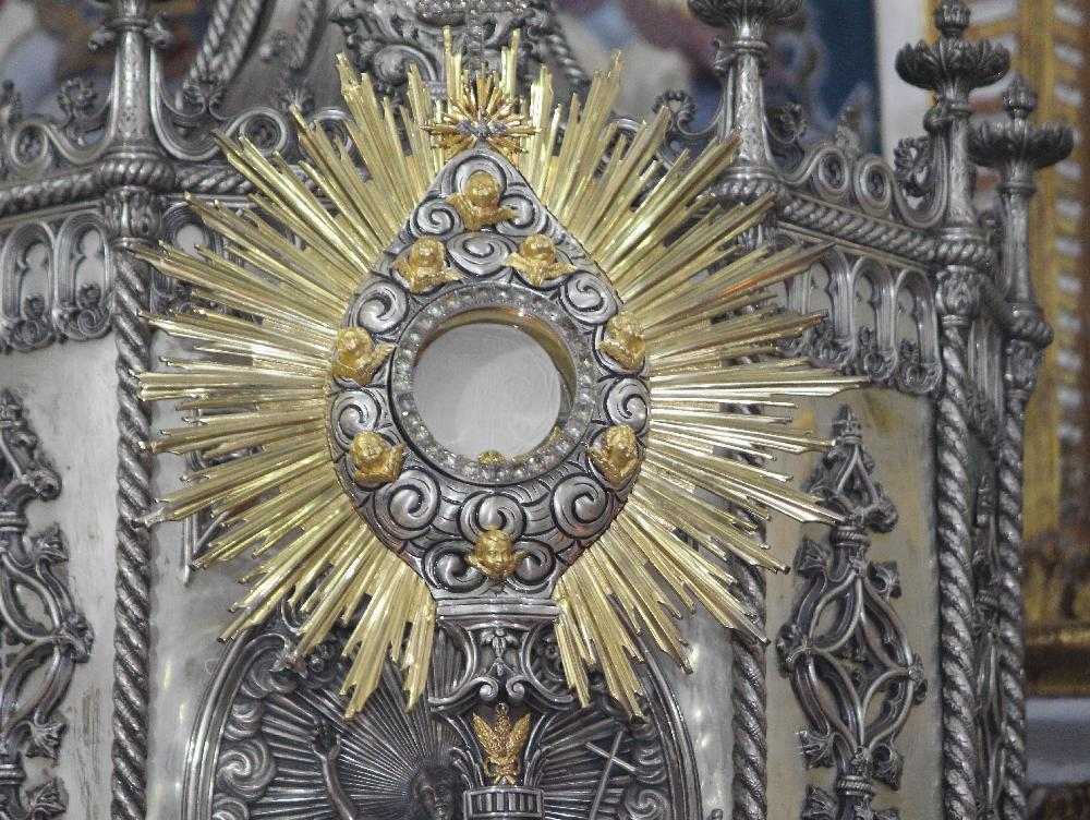 Missas marcam Solenidade de Corpus Christi na Basílica do Bonfim
