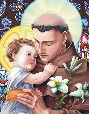 Santo Antônio, defensor dos aflitos e saúde dos enfermos