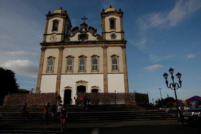 Hist�ria do Santu�rio