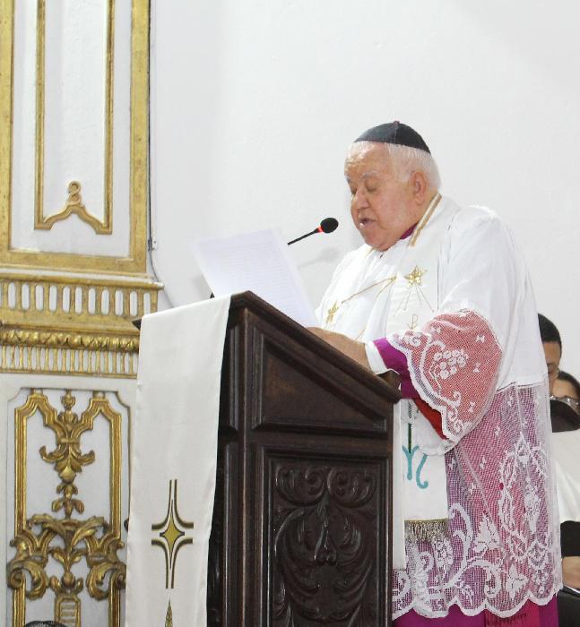 Nota de falecimento: Monsenhor Walter Jorge Pinto de Andrade