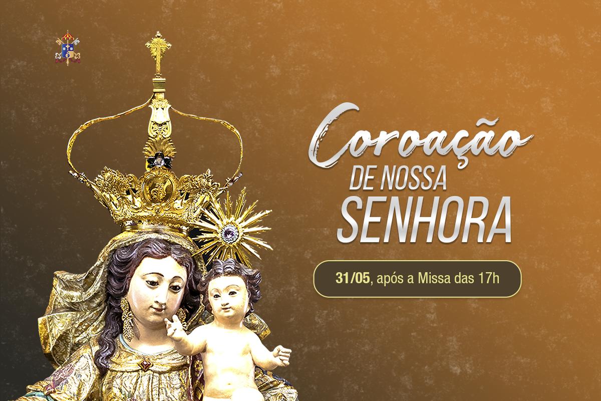 Imagem de Nossa Senhora da Guia será coroada no dia 31 de maio na Basílica do Bonfim