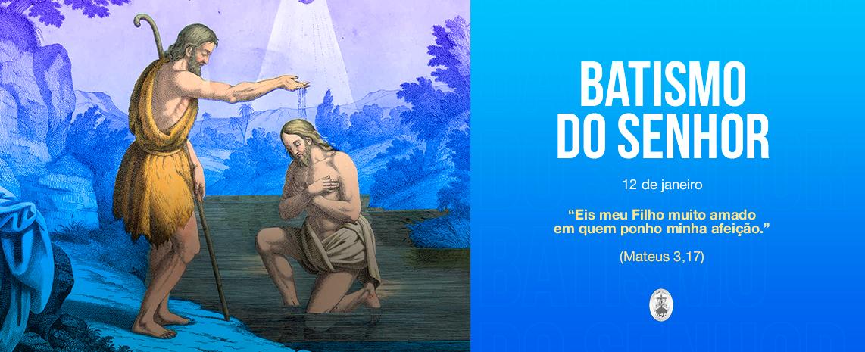 Batismo do Senhor 2020